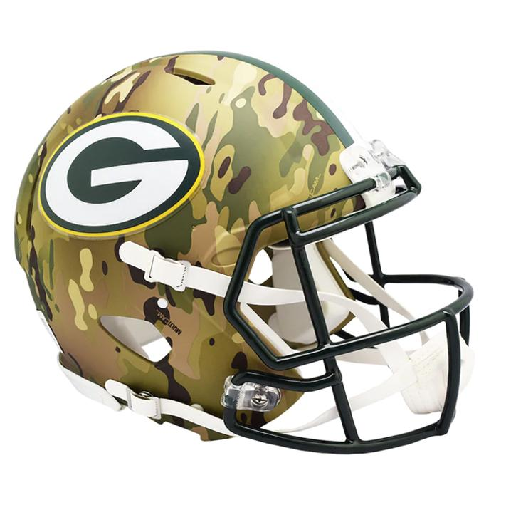 CASCO RIDDELL MINI SPEED CAMO PACKERS