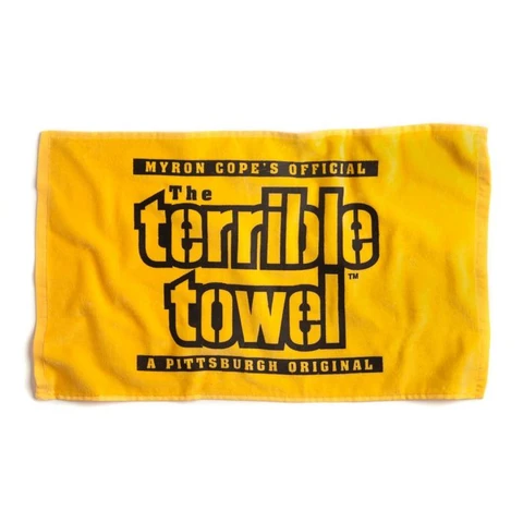 THE TERRIBLE TOWEL CLASSIC STEELERS