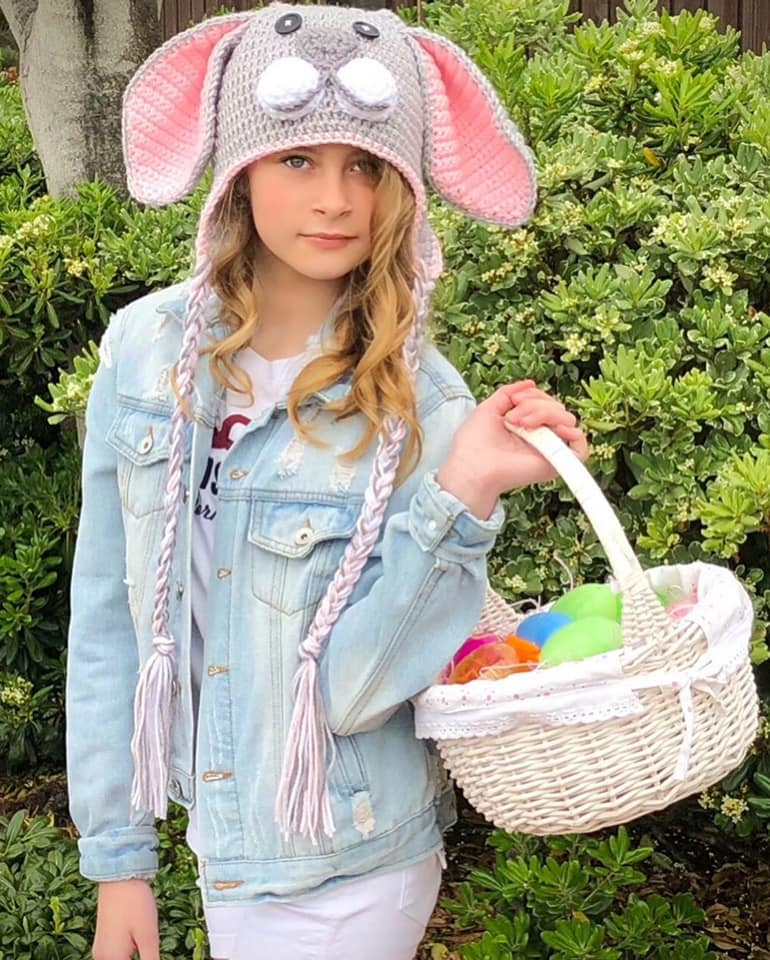 Peter Rabbit Bunny Hat