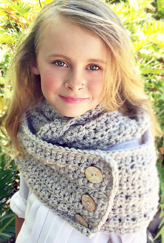 scarf crochet pattern shoulder wrap