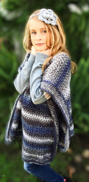 Winter wear crochet pattern