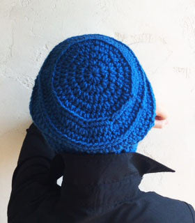 winter hat crochet pattern