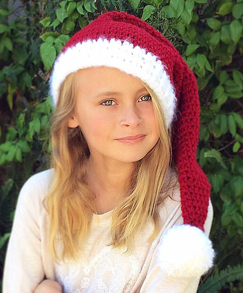 Christmas Hat Crochet Pattern