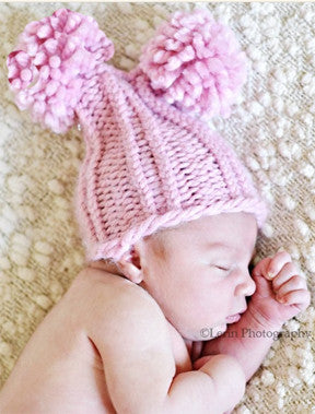Baby Hat Knifty Knitter Loom Pattern