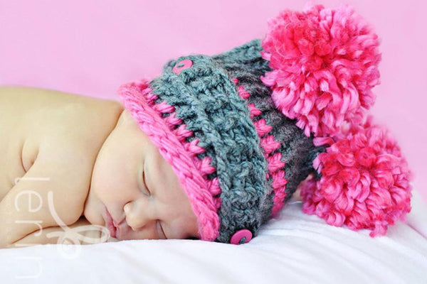 Baby aviator hat knifty knitter pattern