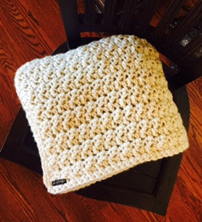 Wedding / Christmas Gift Crochet Blanket Pattern