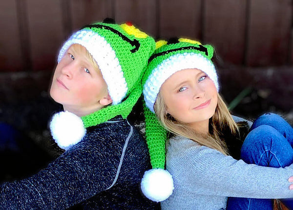 Grinch Hat Crochet Pattern