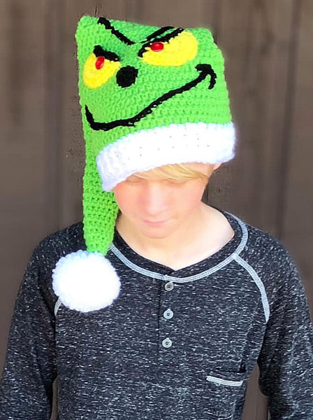 Boy Crochet Hats