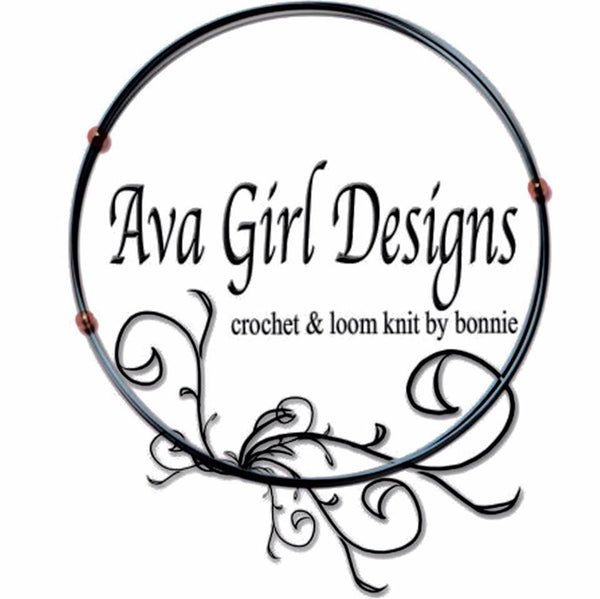 Ava Girl Designs Loom Knitting Patterns