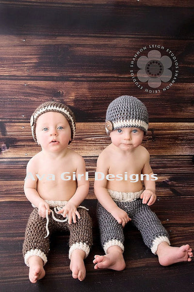 Baby Pants Crochet Pattern