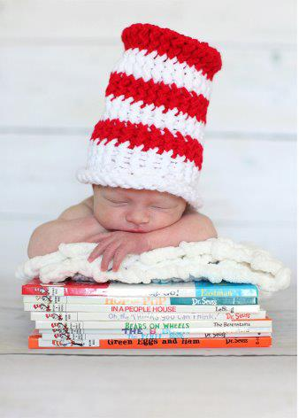 Baby Top Hat Crochet Pattern
