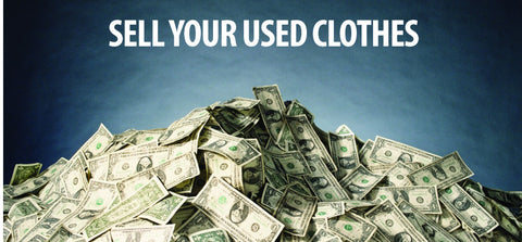 sell your used clothing