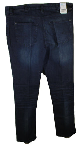 NEW Calvin Klein Blue Jeans Straight Leg Sizes 36W28L, 36W30L & 36W32L