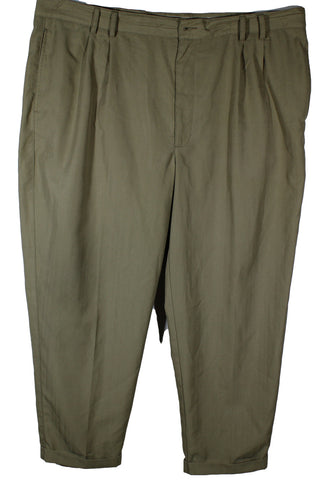 Caribbean Joe Khaki Casual Pants Size 46 Inseam 30