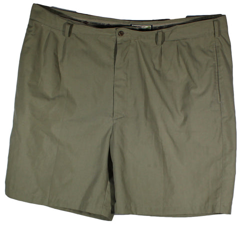 Caribbean Joe Khaki Casual Shorts Size 46