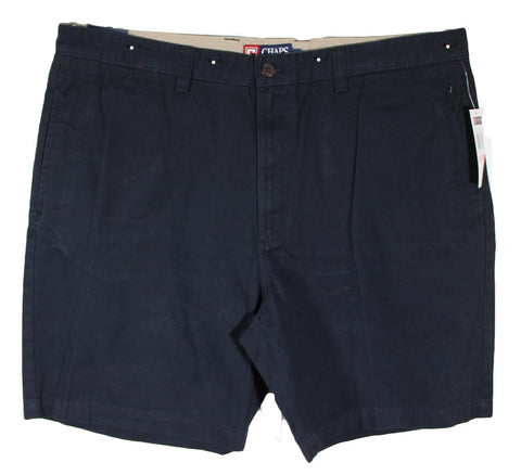 NEW Chaps Flat Front Casual Shorts - Sizes 36, 38, 40, 42 - 7 Colors