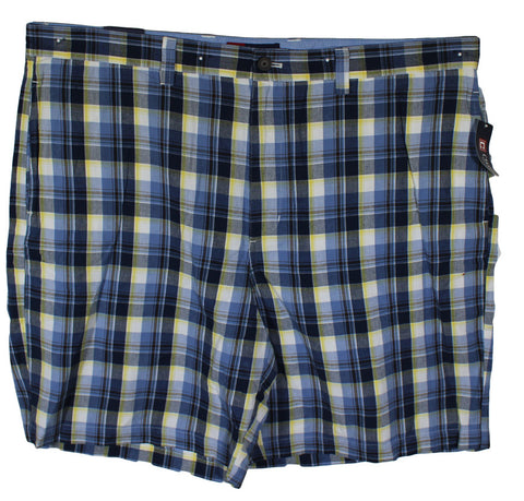 NEW Chaps Plaid Casual Shorts Size 42 - 2 Colors
