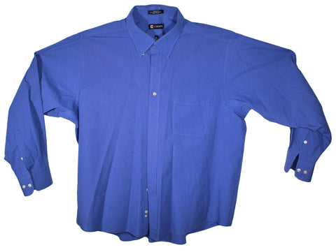 Chaps Dress Shirt Size 18 34/35 - 2 Colors