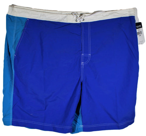 NEW Chaps 2 Color Swim Trunks Sizes 2XL, 2XLT, 3XL & 3XLT - 3 Colors