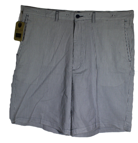 NEW Dockers Striped Casual Shorts - Size 42 - 2 Colors