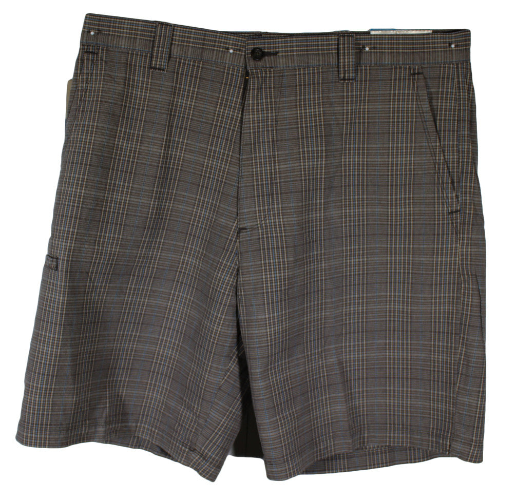 NEW Dockers Casual Plaid Shorts - Sizes 36, 38, 40 & 42 - 3 Colors