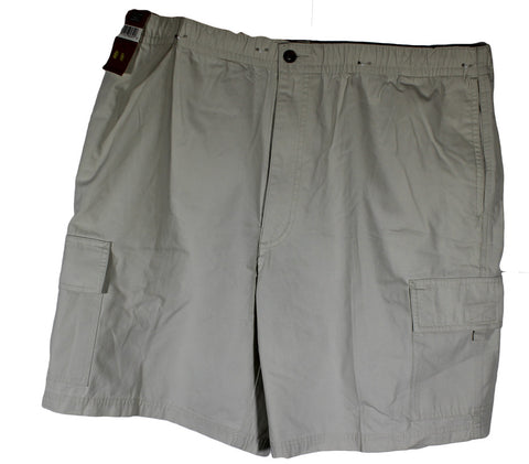 NEW Dockers Tan Cargo Shorts - Size 38
