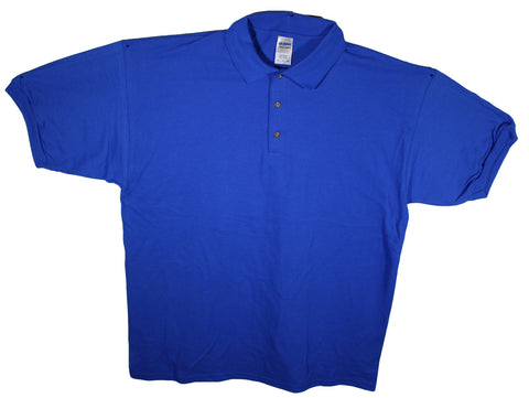 NEW Gildan Pique Polo Shirt 3800 Sizes XL. 2XL & 3XL - 8 Colors