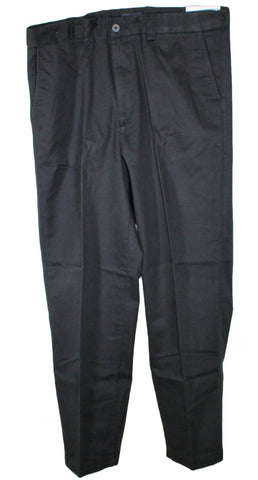 NEW Harbor Bay Black Casual Pants Size 38W32L