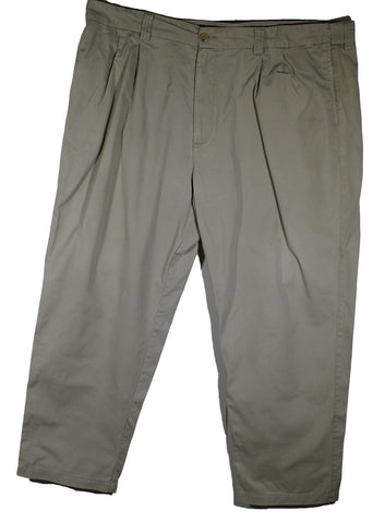 Harbor Bay Light Khaki Casual Pants Size 46 Inseam 30