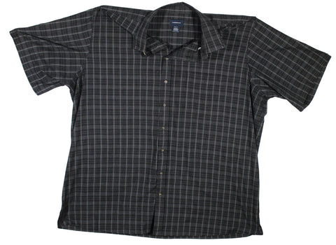 Harbor Bay Plaid Short Sleeve Shirt - 13 Colors