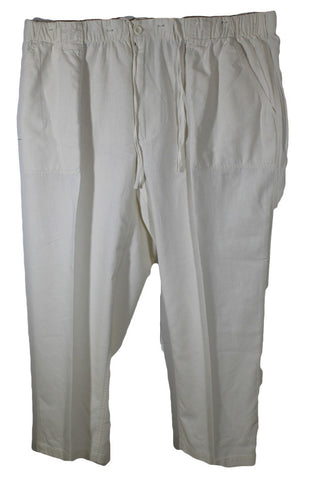 Island Passport Light Tan Beach Pants Size 2XL 30 Inseam