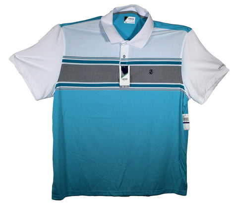 NEW Izod Golf Performance Polo Shirt Size 2XL - 2 Colors