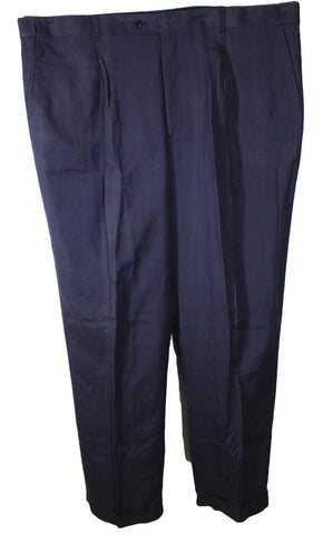 NEW Oak Hill Blue Dress Pants Size 48W32L