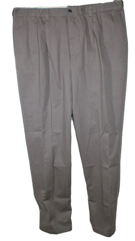 NEW Oak Hill Grey Casual Pants Size 46W38L