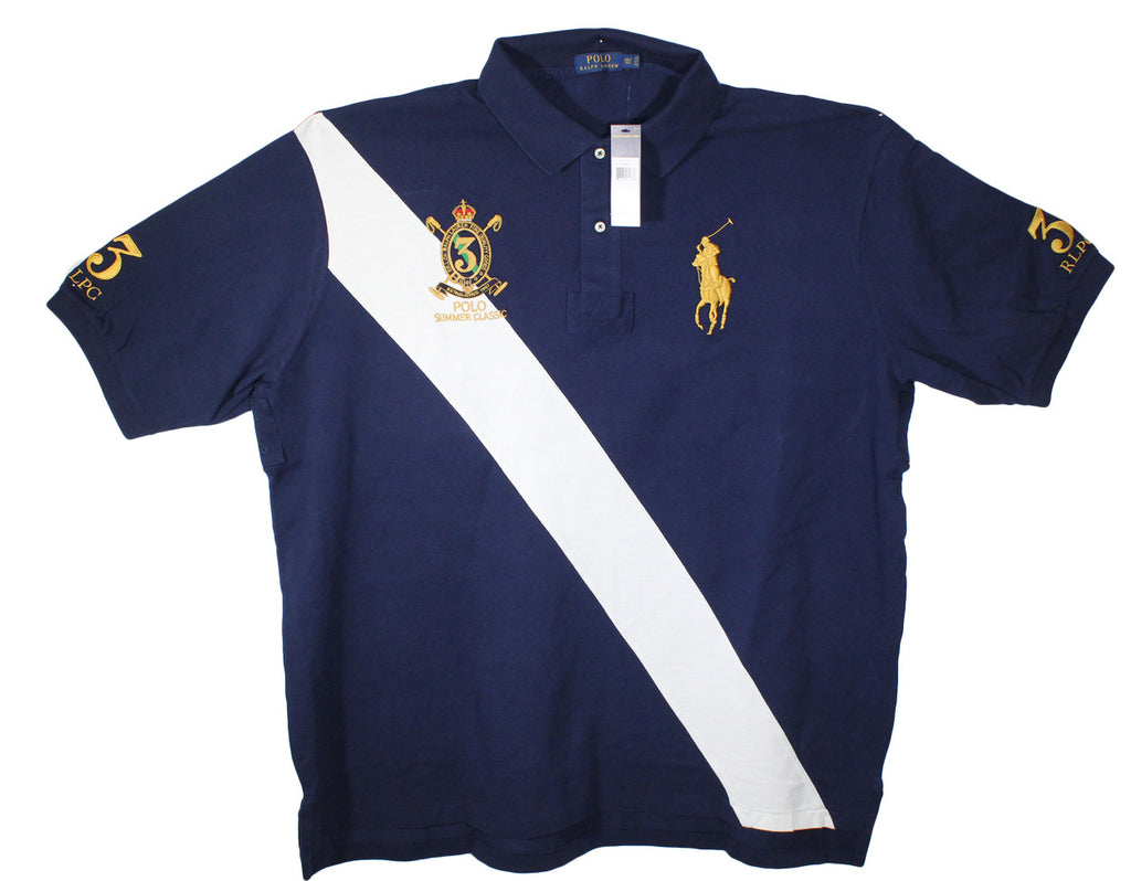 NEW Polo By Ralph Lauren Big Pony Polo Size 3XLT