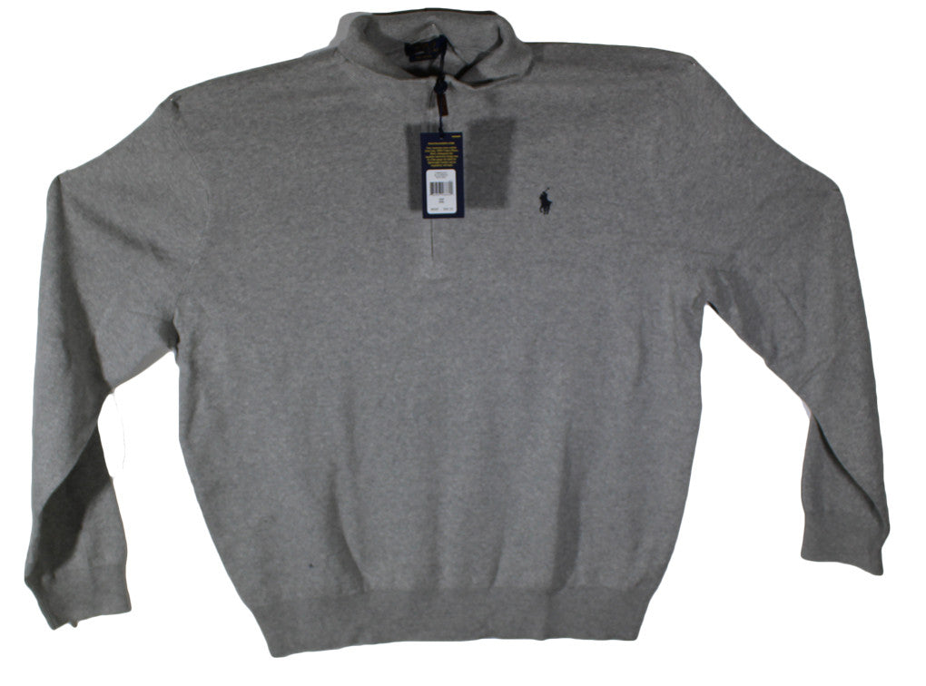 NEW Polo by Ralph Lauren 1/4 Zip Pullover Fleece Size 2XL - 2 Colors