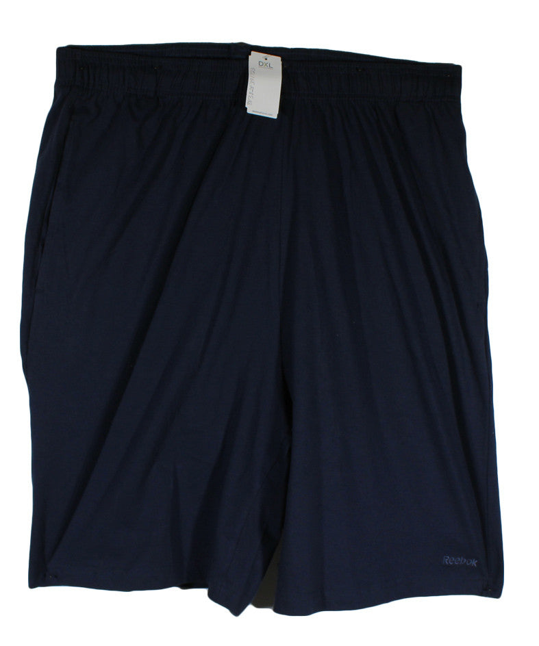 NEW Reebok Blue Activewear Shorts Size LT