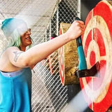 Axe Monkeys - Axe Throwing + The Rage Room - GoAsAGroup Perks