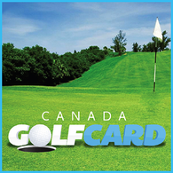 Canada Golf Card & App - 2021 Season