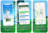 Canada Golf Card & App - 2021 Season - GoAsAGroup Perks