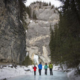 Banff Tours - Grotto Canyon Icewalk