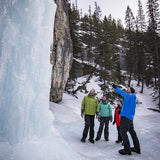 Banff Tours - Grotto Canyon Icewalk - GoAsAGroup Perks