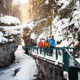 Banff Tours - Johnston Canyon Icewalk - GoAsAGroup Perks
