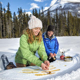 Banff Tours - Snowshoeing to Marble Canyon - GoAsAGroup Perks