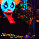 Monster Mini Golf - 4 Rounds of Golf