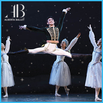 Alberta Ballet - The Nutcracker - Edmonton - Dec 13-24