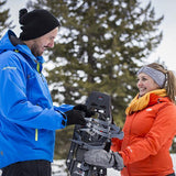 Banff Tours - Snowshoeing to Paint Pots