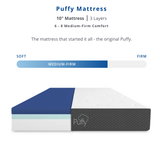 Puffy Mattress Canada - GoAsAGroup Perks