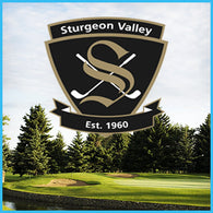 GOLF - Sturgeon Valley Golf Club - 18 Holes, Cart & Range