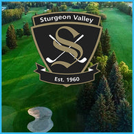 Sturgeon Valley Golf Club - 9 Holes + Cart